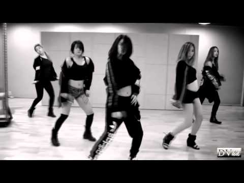 Ji Yeon - Never Ever (dance practice) DVhd