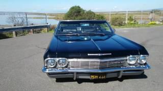 1965 impala ss convertible