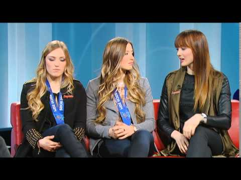 Dufour-Lapointe Sisters Speak Out On Quebec Mitten Controversy