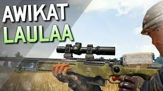 AWIKAT LAULAA - Pelataan Playerunknown's Battlegrounds Suomi (PUBG)