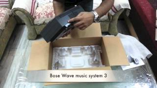 Bose Music System Wave 3