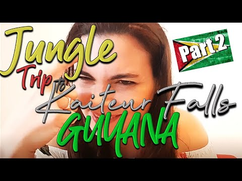 THIS Happened On My Insane Jungle Trip to Kaiteur Falls, GUYANA (Part 2)