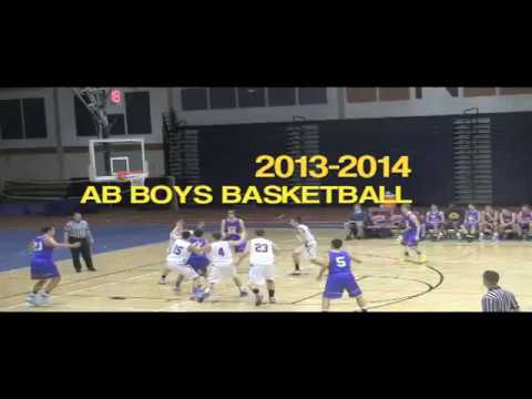 Acton Boxborough Varsity Boys Basketball vs Somerville 2/16/14