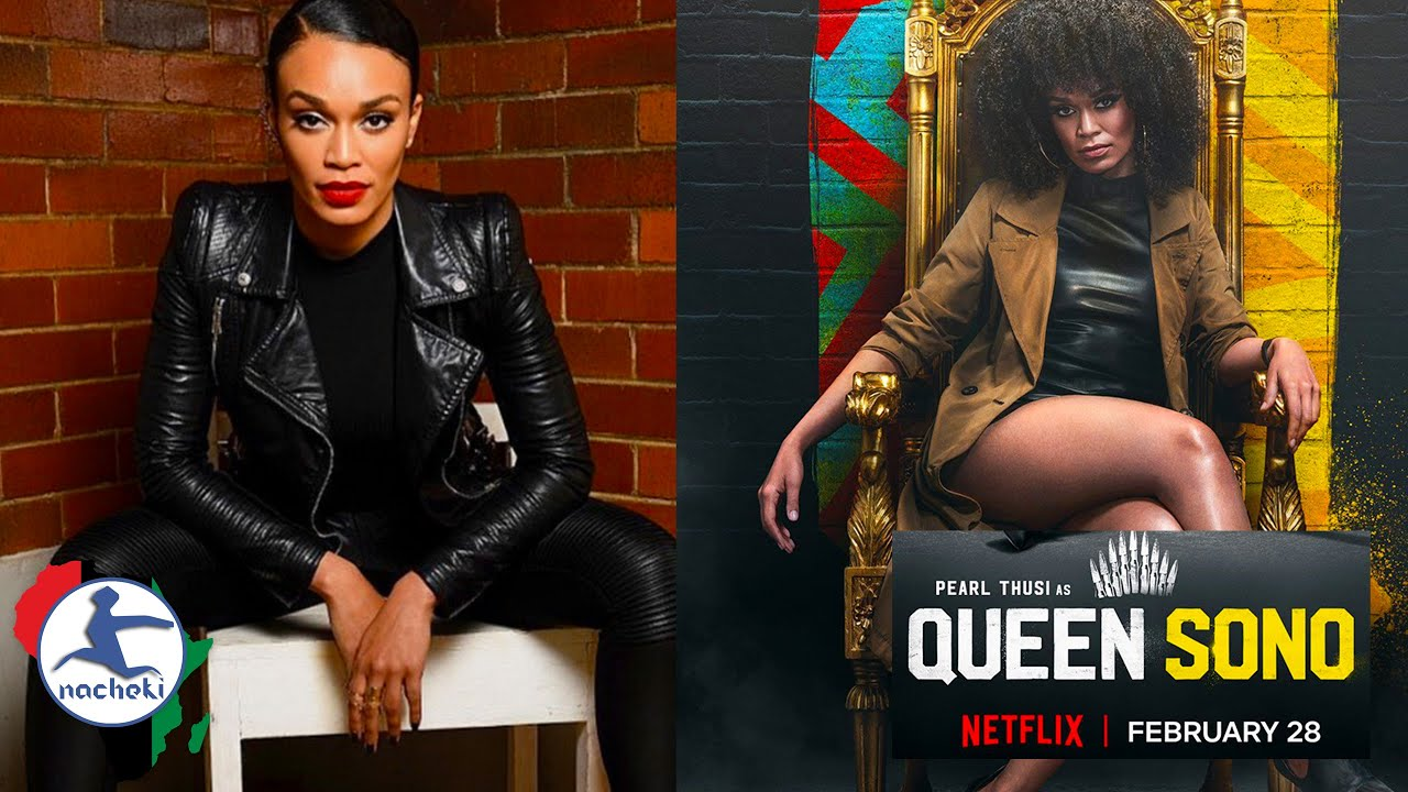 Queen Sono African Spy Show will be Netflix's First All African Original Series