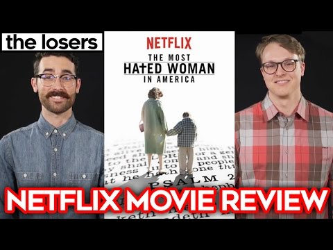 THE MOST HATED WOMAN IN AMERICA - Netflix Movie Review
