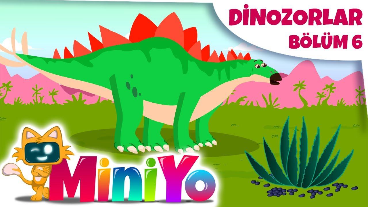 Download Kabuklu ve Boynuzlu Dinozorlar|Dinozor Şarkıları Bölüm 6