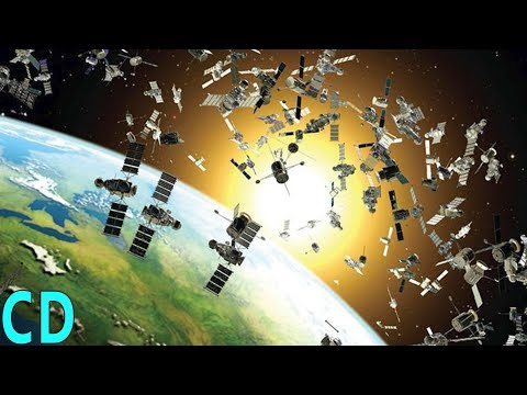 Will space junk end our modern way of life ? - The Kessler Syndrome
