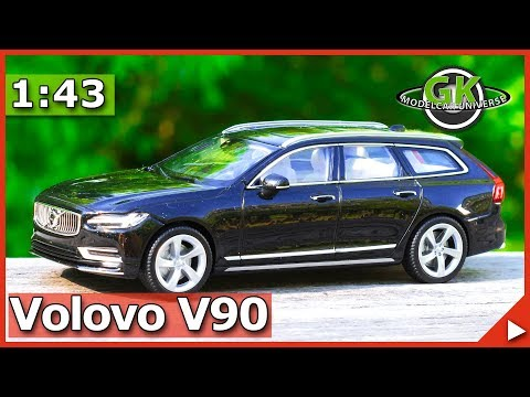 Volvo V90 1:43 Norev | Modellauto Review