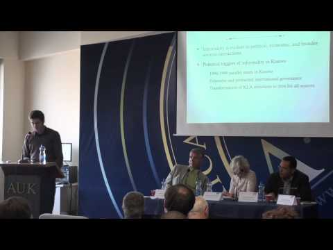 Panel III: Neo-liberal Approaches to Economic Restructuring