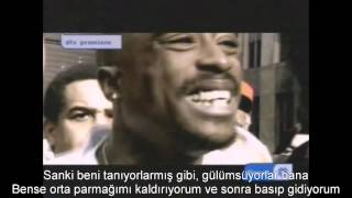 2Pac - Only Fear Of Death (Türkçe Altyazılı)