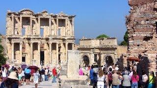 Ephesus - Efes - Eφεσος - Turkey - Old Ancient Temple