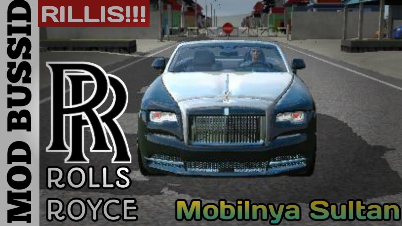 74 Koleksi Mod Bussid Mobil Rolls Royce HD Terbaik
