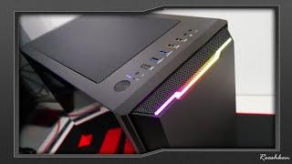 FSP CST 311 - Obudowa pod płyty mATX z panelem RGB
