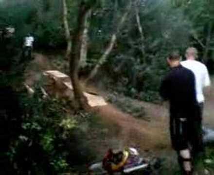 4 oaks drop crash thumbnail