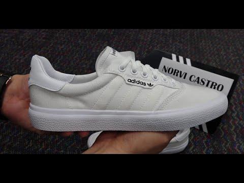 Adidas 3MC white