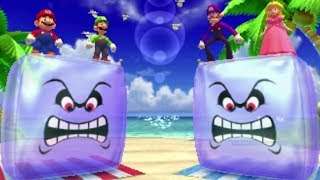 Mario Party The Top 100 - All 2 vs 2 Minigames