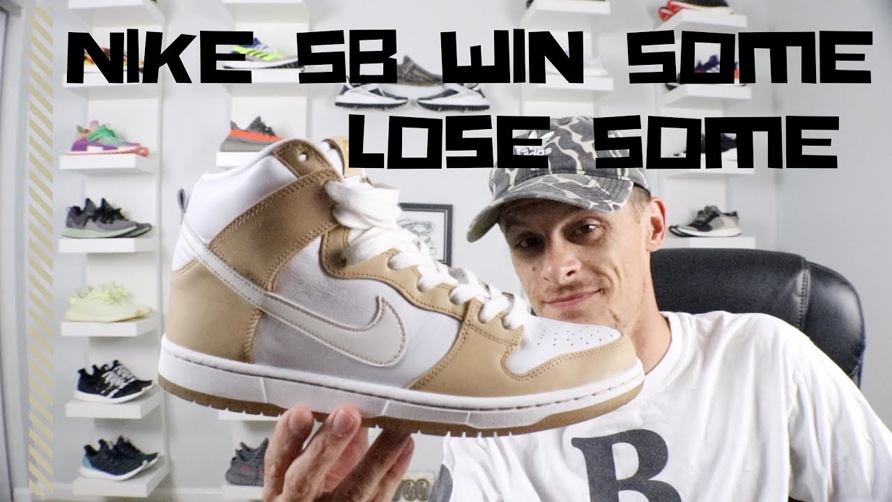 super popular f74f2 f7186 NIKE SB Dunk X PRMR Review (Win some, Lose some + SURPRISE COMING!!!)