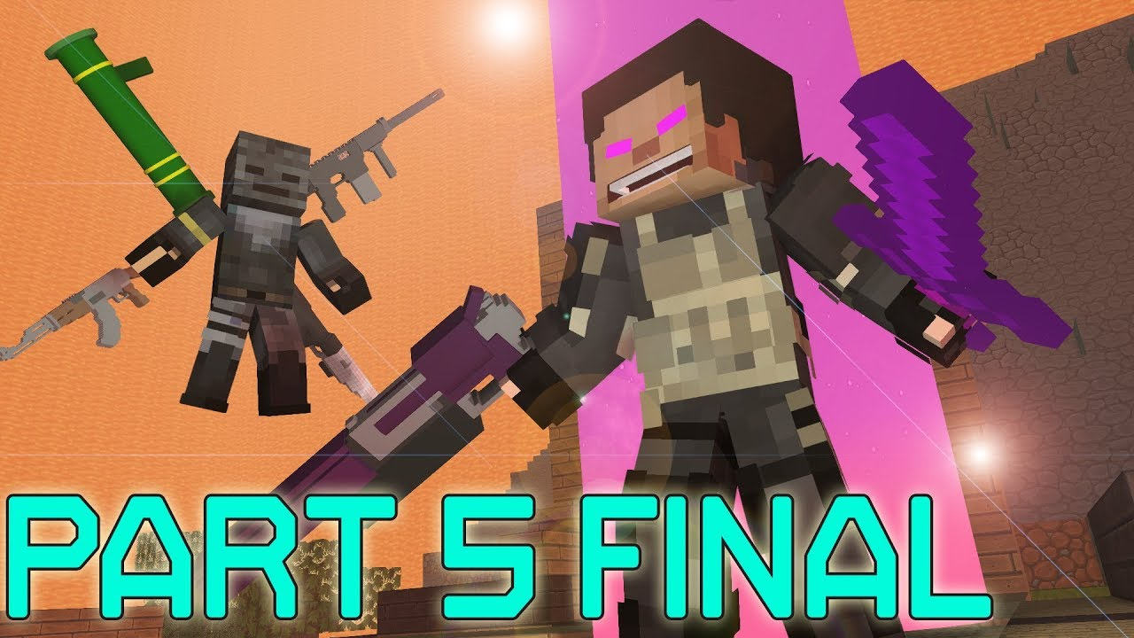 MONSTER SCHOOL PUBG VS FORTNITE PART 5 Minecraft Animation YouTube