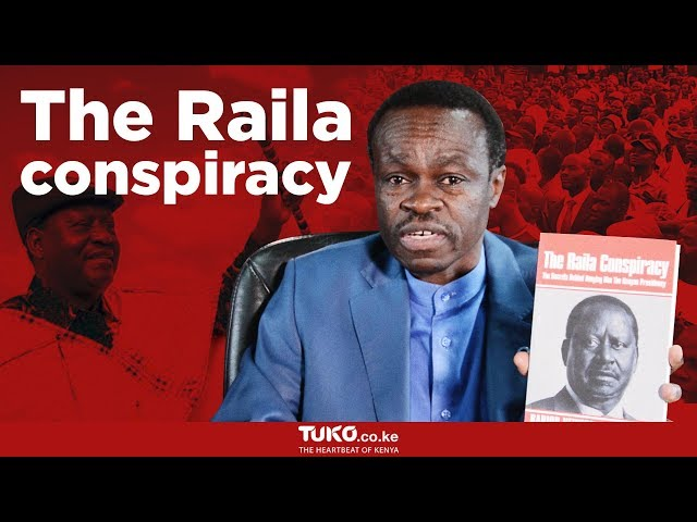 "PLO Lumumba speaks about ""The Raila Conspiracy"""