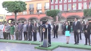 Reconoce Metepec a Policías Municipales por Destacada Actuación
