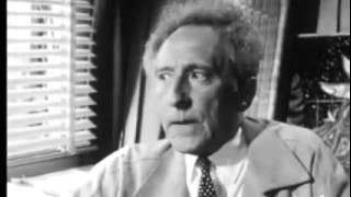 """Jean Cocteau — entretien à """"saint Jean Cap Ferrat"""" 1960"""