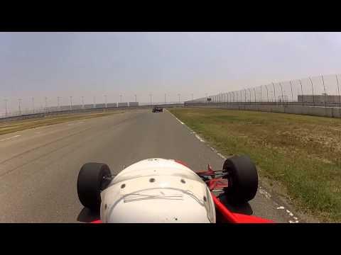 Allen Berg Racing School. Fontana, CA. 6/5/2013