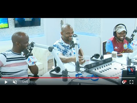 #LIVE: SPORTS ARENA NDANI YA 88.9 WASAFI FM  - FEBRUARY 12. 2020