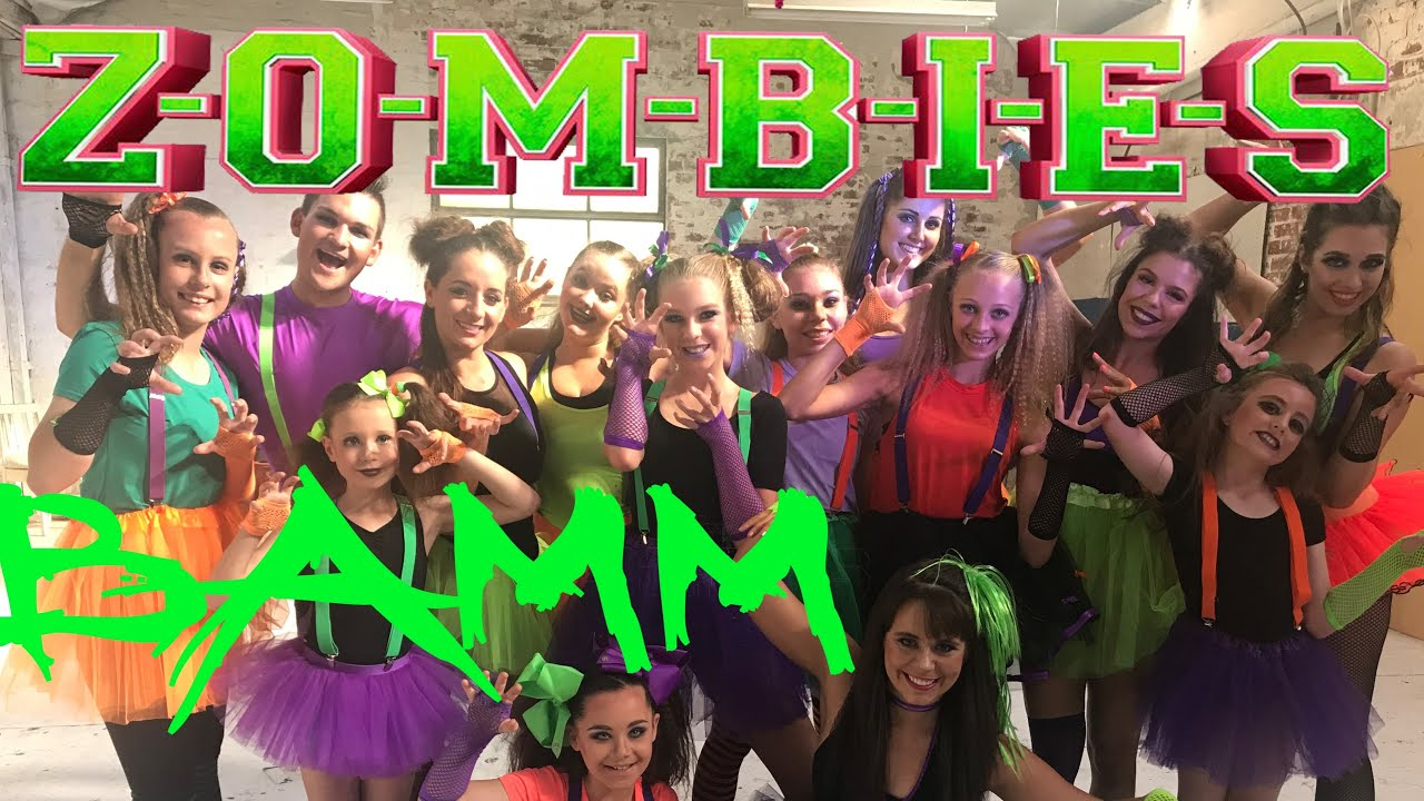Bamm From Disneys Zombies Music Video Meg Donnelly Milo