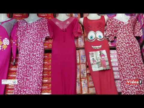 2ea4bdf24  تعرف على أسعار العبايات وهدايا عيد الأم من سوق الموسكى - YouTube