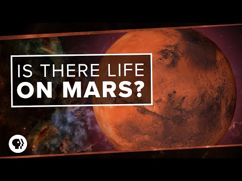 Is There Life on Mars? | Space Time