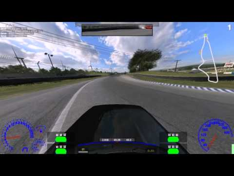 Max speed (LFS)