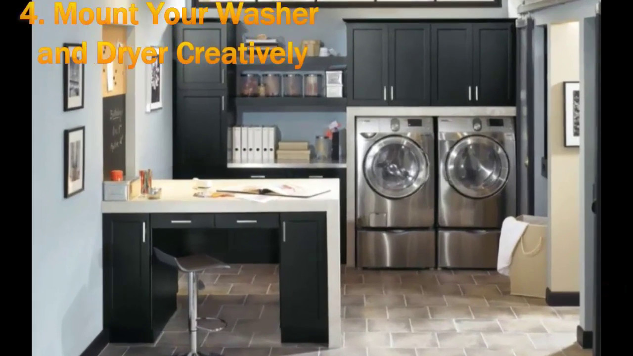 10 Laundry Room Ideas That Organize Add Value And Upgrade Your E