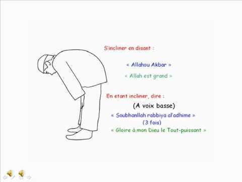 Apprendre La Prière (Salat El Maghreb - 4ème prière de la journée)