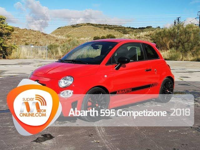 Abarth 595 Competizione 2018 / / Al volante / Prueba dinámica / Review / Supermotoronline.com