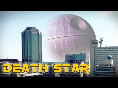 Death Star Sighting