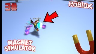 We have the BEST stuff from the game!!? /3 #/ROBLOX/Magnet Simulator! / jurasek05