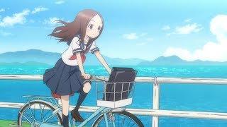 TVアニメ『からかい上手の高木さん』ノンクレジットED「自転車」/高木さん(CV:高橋李依)