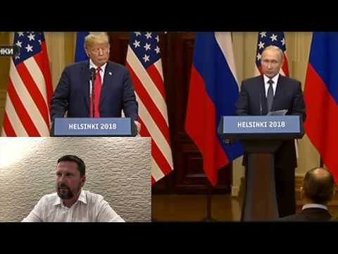 Путин дотронулся до