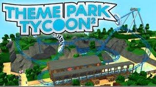 Roblox: Building my own THEME park (1)