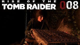 Rise of the Tomb Raider 008 | Licht ins Dunkel | Let's Play Gameplay Deutsch thumbnail
