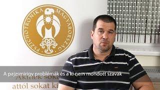 látásbetegség problémája)