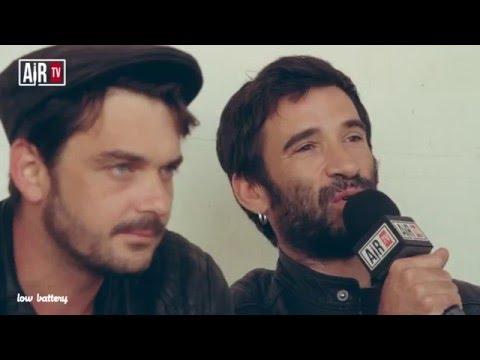 Babylon Circus - Interview @ Fête des solidarités 2014
