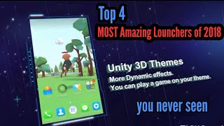 Best android launcher you have ever seen / Best launcher of 2018