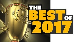 This Year's Games You SHOULD Play! BEST OF 2017 - The Know