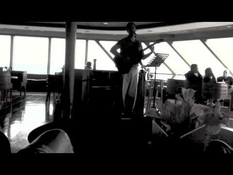 """Matt Bauer """"The Dance"""" live 2013 Alaska cruise"""