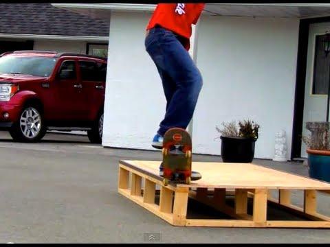how to make a homemade skate box