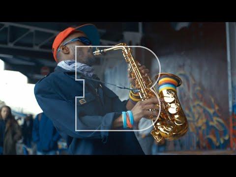 Jowee Omicil - Twa Groove & Love and Honesty | A Take Away Show