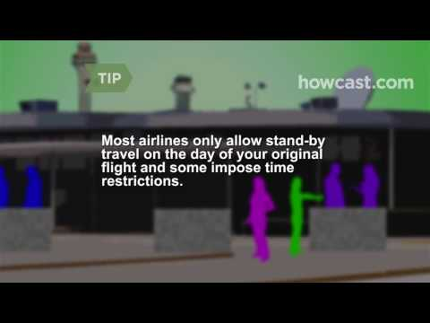 How to Fly Standby