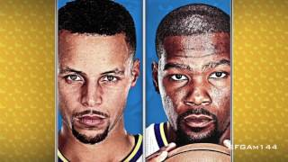 2017 NBA Western Conference Finals: Game 1 Intro | SAS vs GSW |