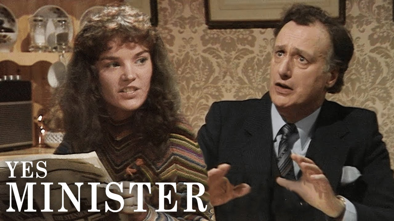 Download Revealing Hacker!   Yes, Minister   BBC Comedy Greats